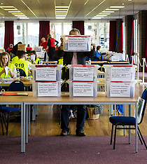 Edinburgh postal votes verified | Edinburgh | 29 April 2016