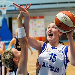 20120626: SLO, Basketball - Qualifications for Women Euro France 2013, Slovenia vs Slovakia