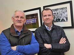 At Breaffy GAA Club last week<br /> Pic Conor McKeown