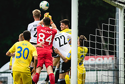 during football match between NŠ Mura and NK Domžale in 30th Round of Prva liga Telekom Slovenije 2019/20, on June 28, 2020 in Fazanerija, Murska Sobota, Slovenia. Photo by Blaž Weindorfer / Sportida