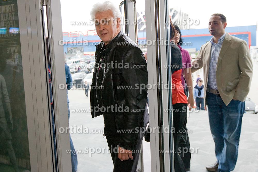 Andrej Sifrer na premieri filma Seks v mestu 2, 2. junija 2010, v Koloseju, BTC, Ljubljana, Slovenija. (Photo by Vid Ponikvar / Sportida)