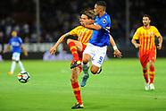 Sampdoria vs Benevento - 21 Aug 2017