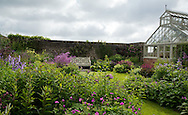 The garden at Bosvigo House, Truro, Cornwall, owned by Wendy Perry