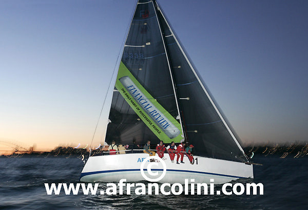 SAILING - Cabbage Tree 2005  - Sydney (AUS) - 11/11/2005 - Photo : Andrea Francolini - AFR Midnight Rambler