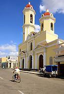Cathedral in Cienfuegos, Cuba.