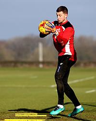 Frank Fielding of Bristol City takes part in training - Mandatory by-line: Robbie Stephenson/JMP - 19/01/2017 - FOOTBALL - Bristol City Training Ground - Bristol, England - Bristol City Training