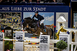 JONIGKEIT Leonie (GER), Quero<br /> Grand Prix von Volkswagen<br /> Int. jumping competition over two rounds (1.55 m) - CSI3*<br /> Comp. counts for the LONGINES Rankings<br /> Braunschweig - Classico 2020<br /> 08. März 2020<br /> © www.sportfotos-lafrentz.de/Stefan Lafrentz