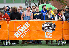 10/31/14 College GameDay in Morgantown