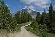 © Filippo Alfero<br /> Rifugio Baita Gimont, Pian Gimont, Sentiero Balcone, Monti della Luna<br /> Cesana (TO), 05/07/2013