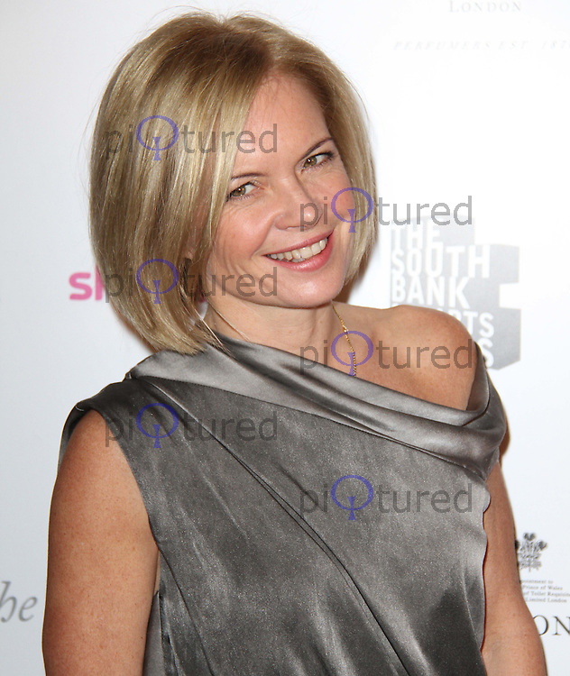 Mariella Frostrup The South Bank Sky Arts Awards, Dorchester Hotel, Park Lane, London, UK, 25 January 2011: Contact: Ian@Piqtured.com +44(0)791 626 2580 (Picture by Richard Goldschmidt)