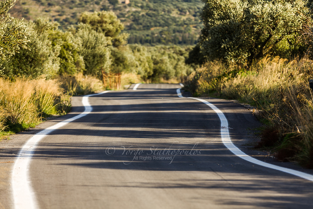 The roads of Crete lead to endless possibilities.