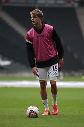 Milton Keynes Dons' Patrick Bamford  - Photo mandatory by-line: Nigel Pitts-Drake/JMP - Tel: Mobile: 07966 386802 24/08/2013 - SPORT - FOOTBALL - Stadium MK - Milton Keynes - Milton Keynes Dons V Bristol City - Sky Bet League One