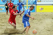 EURO BEACH SOCCER LEAGUE THE HAGUE 2011