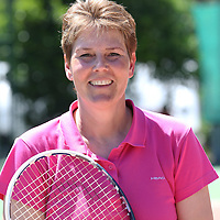 Claudia Porwik Tennis Camp2014