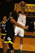 DESCRIZIONE : Roma Campionato Femminile Serie B d'Eccellenza 2009-2010 College Italia Astro Cagliari<br /> GIOCATORE : Giovanna Pertile<br /> SQUADRA : College Italia<br /> EVENTO : Campionato Femminile Serie B d'Eccellenza 2009-2010<br /> GARA : Colege Italia Astro Cagliari<br /> DATA : 03/10/2009 <br /> CATEGORIA : <br /> SPORT : Pallacanestro <br /> AUTORE : Agenzia Ciamillo-Castoria/E.Castoria<br /> Galleria : Fip Nazionali 2009<br /> Fotonotizia : Roma Campionato Femminile Serie B d'Eccellenza 2009-2010 College Italia Astro Cagliari<br /> Predefinita :