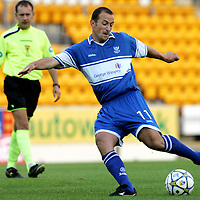 St Johnstone Season 2006-07<br />Paul Sheerin<br /><br />Picture by Graeme Hart.<br />Copyright Perthshire Picture Agency<br />Tel: 01738 623350  Mobile: 07990 594431