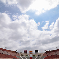 USC Lacrosse v Stanford | NCAA | LA Coliseum