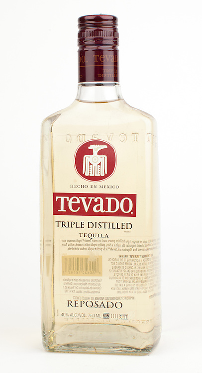 Tevado reposado -- Image originally appeared in the Tequila Matchmaker: http://tequilamatchmaker.com