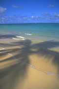 Lanikai Beach, Windward Oahu, Oahu, Hawaii, USA<br />