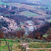 Ponticute, Tevere River, Umbria