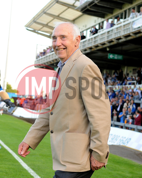 Harold Jarman - Mandatory by-line: Neil Brookman/JMP - 07966386802 - 31/07/2015 - SPORT - FOOTBALL - Bristol,England - Memorial Stadium - Bristol Rovers v West Brom - Pre-Season Friendly