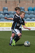 Dundee FC's Academy sides get to play football on Dens Park<br /> <br />  - &copy; David Young - www.davidyoungphoto.co.uk - email: davidyoungphoto@gmail.com