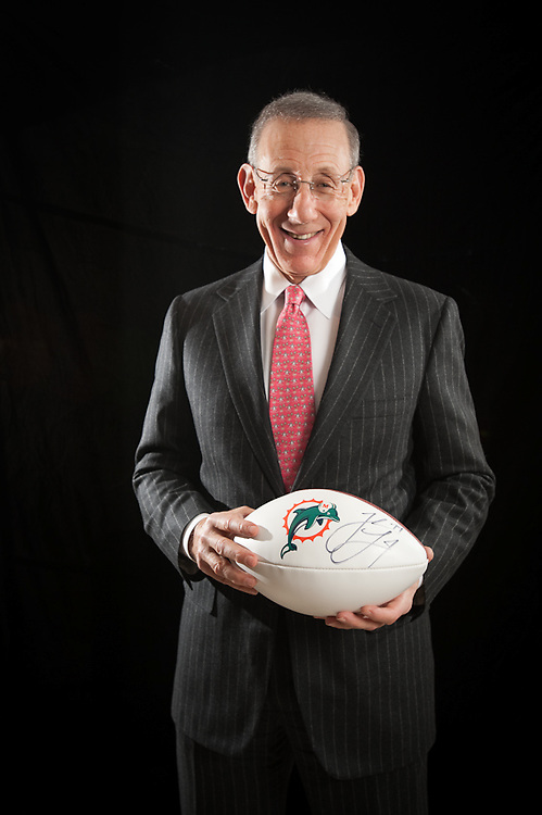 Stephen Ross, chairman and CEO of The Related Companies, L.P., Owner Miami Dolphins