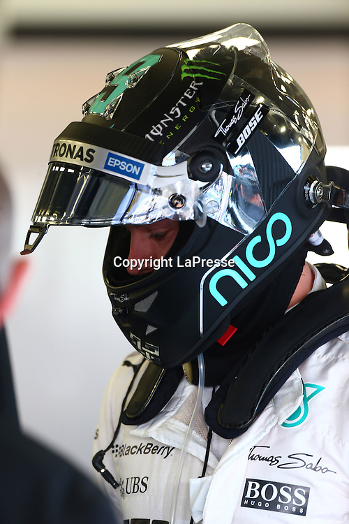 &copy; Photo4 / LaPresse<br /> 04/07/2015 Silverstone, England<br /> Sport <br /> Grand Prix Formula One England 2015<br /> In the pic: Nico Rosberg (GER) Mercedes AMG F1 W06