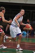 DESCRIZIONE : Cavalese Torneo di Cavalese Italia Lettonia<br /> GIOCATORE : Angela Gianolla<br /> SQUADRA : Nazionale Italia Donne <br /> EVENTO : Raduno Collegiale Nazionale Italiana Femminile <br /> GARA : Italia Lettonia<br /> DATA : 15/07/2010 <br /> CATEGORIA : palleggio<br /> SPORT : Pallacanestro <br /> AUTORE : Agenzia Ciamillo-Castoria/ElioCastoria<br /> Galleria : Fip Nazionali 2010 <br /> Fotonotizia : Cavalese Torneo di Cavalese Italia Lettonia<br /> Predefinita :