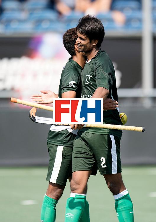 BREDA - Rabobank Hockey Champions Trophy<br /> Argentina - Pakistan<br /> Photo: BILAL Aleem.<br /> COPYRIGHT WORLDSPORTPICS FRANK UIJLENBROEK