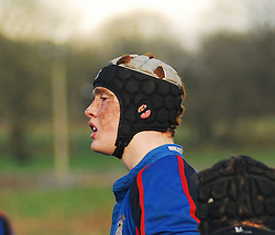 Westport Under 17's 2nd row Eddie Dunning...Pic Conor McKeown