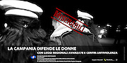 Napoli febbraio 2014<br /> Progetto i Miserabili / Foto STUPRO <br /> Ph: Stefano Renna / AGNFotonews