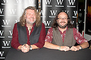 25.OCTOBER.2012. MANCHESTER<br /> <br /> HAIRY BIKERS LAUNCH THEIR NEW BOOK AT WATERSTONES IN MANCHESTER<br /> <br /> BYLINE: EDBIMAGEARCHIVE.CO.UK<br /> <br /> *THIS IMAGE IS STRICTLY FOR UK NEWSPAPERS AND MAGAZINES ONLY*<br /> *FOR WORLD WIDE SALES AND WEB USE PLEASE CONTACT EDBIMAGEARCHIVE - 0208 954 5968*