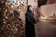 ARTIST: ZAHRAH AL-GHAMDI, SAUDI PAVILION, Opening of the Venice Biennale, Venice, 8 May 2019