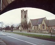 Old Dublin Amature Photos April 1984 WITH, <br /> Smithfield, Blackhall St, Kings Inns, Hill St, Temple St, Sallynoggin, R.C. Buckingham St, Chaplezord, Demolished Cottage Clonsilla, car, Clontarf Presbyterian Ch,