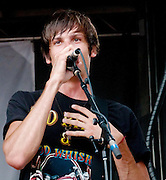 Josh Randall of Every Avenue (EA) at the Vans Warped Tour 2011 - Nassau Coliseum, Long Island, New York