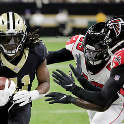 11-10-2019 Atlanta Falcons at New Orleans Saints