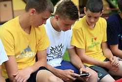 Play station, 27. junija 2008, Dolenjske toplice, Slovenija. (Photo by Vid Ponikvar / Sportal Images)