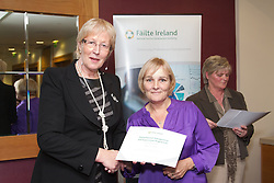 Mary Hall and Claire O'Neill from Dooley's Hotel, Waterford City