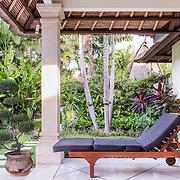 A guest villa in Bali Indonesia