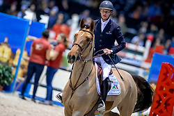 Bruynseels Niels, BEL, Luca van't Eigenlo<br /> Jumping International de Bordeaux 2020