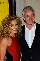 Kelly Hoppen arrives for the Unveiling of her Victoria Beckham Clothing Line at Harvey Nichols, London, Friday February 17, 2012. Photo By i-Images