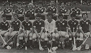 All Ireland Senior Hurling Championship - Final,.05.09.1982, 09.05.1982, 5th September 1982, .05091982AISHCF,.Cork v Tipperary, .Tipperary 3-18, Cork 1-13,.Galway at semi-finals, behind, Sean Connolly, Joe Byrne, Paul Lynch, John Burke, Tom Helebert, Anthony Cunningham, Pat Malone, front, Tom Moloney, Gerry Brehony, Dermot Murphy, Peter Finnerty captain, Tom Kenny, Seamus Murphy, Gerry McInerney, Michael Kenny, ..Sno, Mitchelstown Dairies,