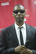 Raphael Saddiqq in the Media Room at The 2009 Essence Music Festival held at The Superdome in New Orleans, Louisiana on July 5, 2009