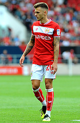 Jamie Paterson of Bristol City - Mandatory by-line: Nizaam Jones/JMP- 18/08/2018 - FOOTBALL - Ashton Gate Stadium - Bristol, England - Bristol City v Middlesbrough - Sky Bet Championship