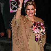 NLD/Utrecht/20130411 - Oranjes bij 300 jaar Vrede van Utrecht, Prinses Maxima