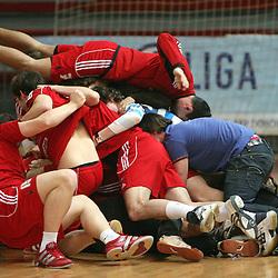 20080229: Handball - Slovan vs Rudar Trbovlje
