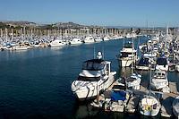 Dana Point Harbor, Dana Point, California