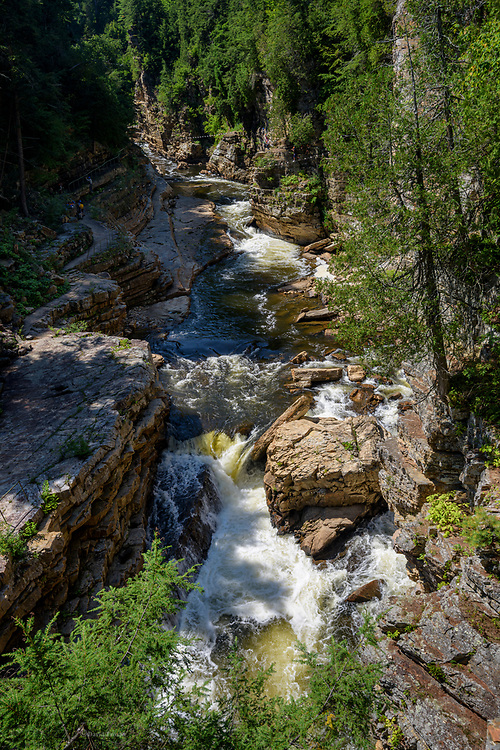 Ausable River, Ausable Chasm, New York