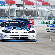 The Detroit Belle Isle Grand Prix features the American Le Mans Series and the IndyCar Series. The event takes place on Belle Isle in Detroit, MI.